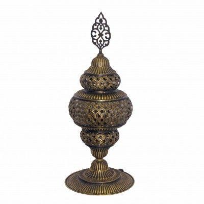 Восточная лампа Aksam, 40 см