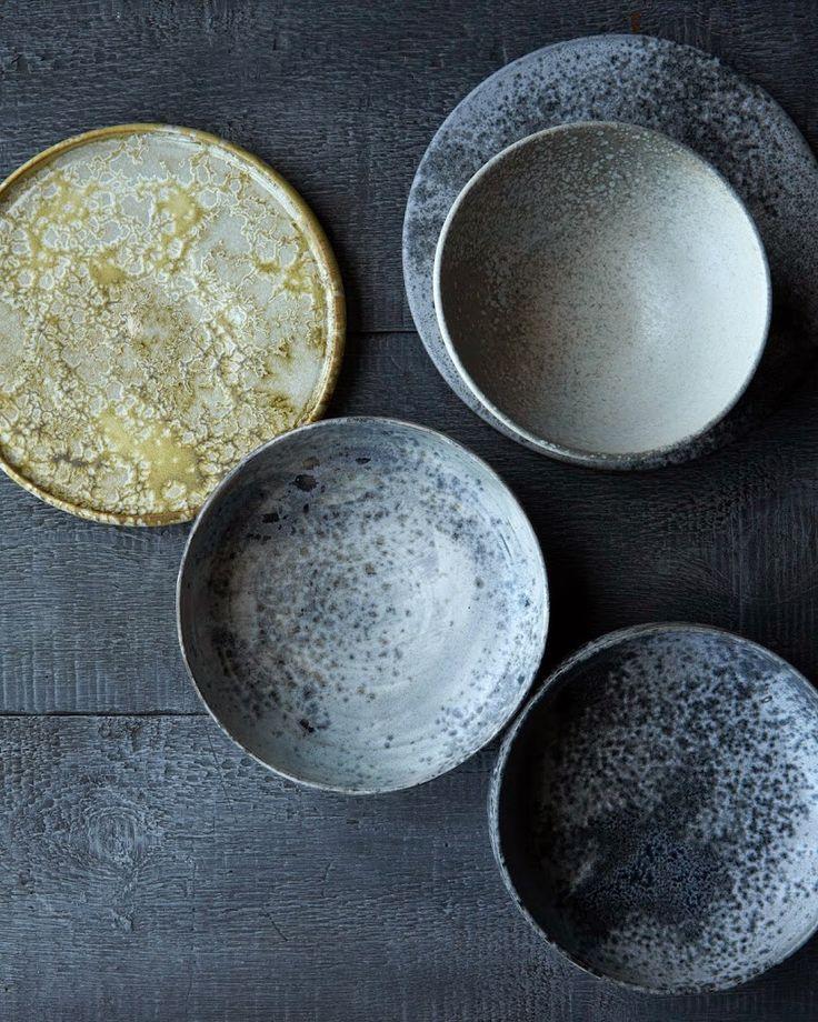 Geschirr im Handmade Style Schönes Verbindet: Plattform für Lifestyle und Trends