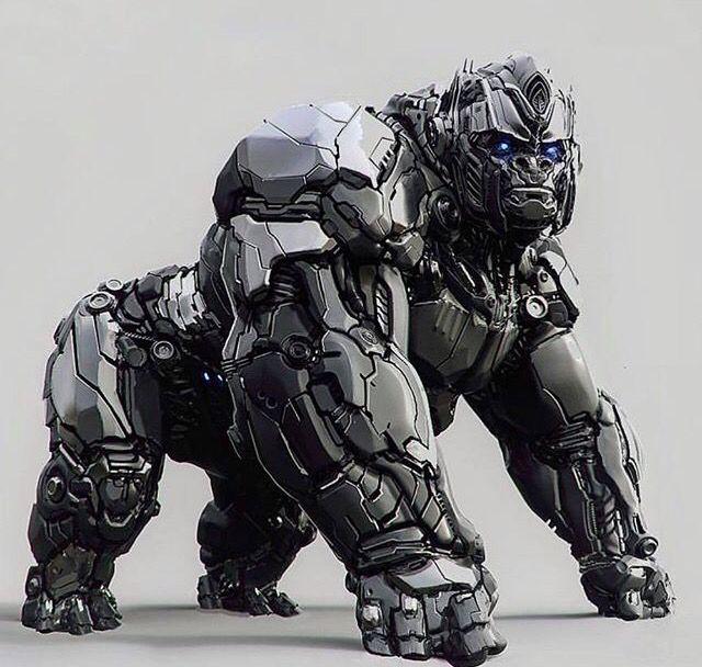 Gorila Mecánico