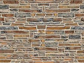 Textures Texture seamless | Wall cladding stone mixed size seamless 07900 | Textures - ARCHITECTURE - STONES WALLS - Claddings stone - Exterior | Sketchuptexture