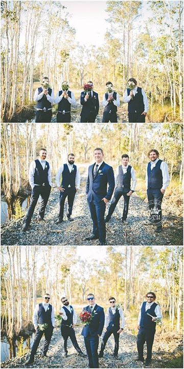 Byfield State Forest wedding Groom photos  Rockhampton wedding photographer  Capture The Moment Photography Australia  www.capture-t-moment.com