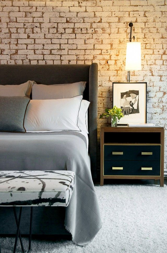 Best 25 New York Loft Ideas On Pinterest  Industrial Interior Cool New Bedrooms Design Review