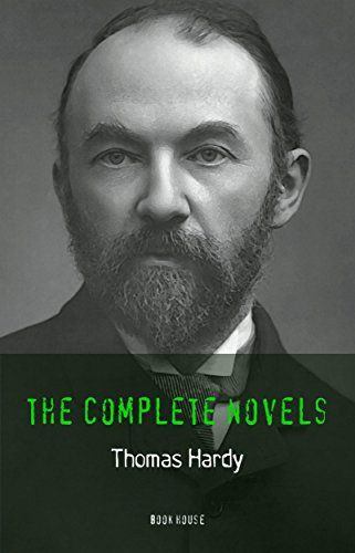 """Here you will find the complete novels of Thomas Hardy in the chronological order of their original publication. – Desperate Remedies– Under the Greenwood Tree– A Pair of Blue Eyes– Far From the Madding Crowd– The Hand of Ethelberta– The Return of the Native– The Trumpet-Major– A Laodicean– Two on a Tower– The Romantic Adventures … Continue reading """"Thomas Hardy: The Complete Novels [Tess of the D'Urbervilles, Jude the Obscure, The Mayor of Casterbridge, Two on a Tower, etc] (Book House)..."""