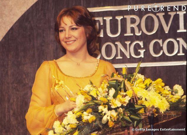 Marie Myriam est la dernière à avoir remporté la compétition pour la France en 1977.