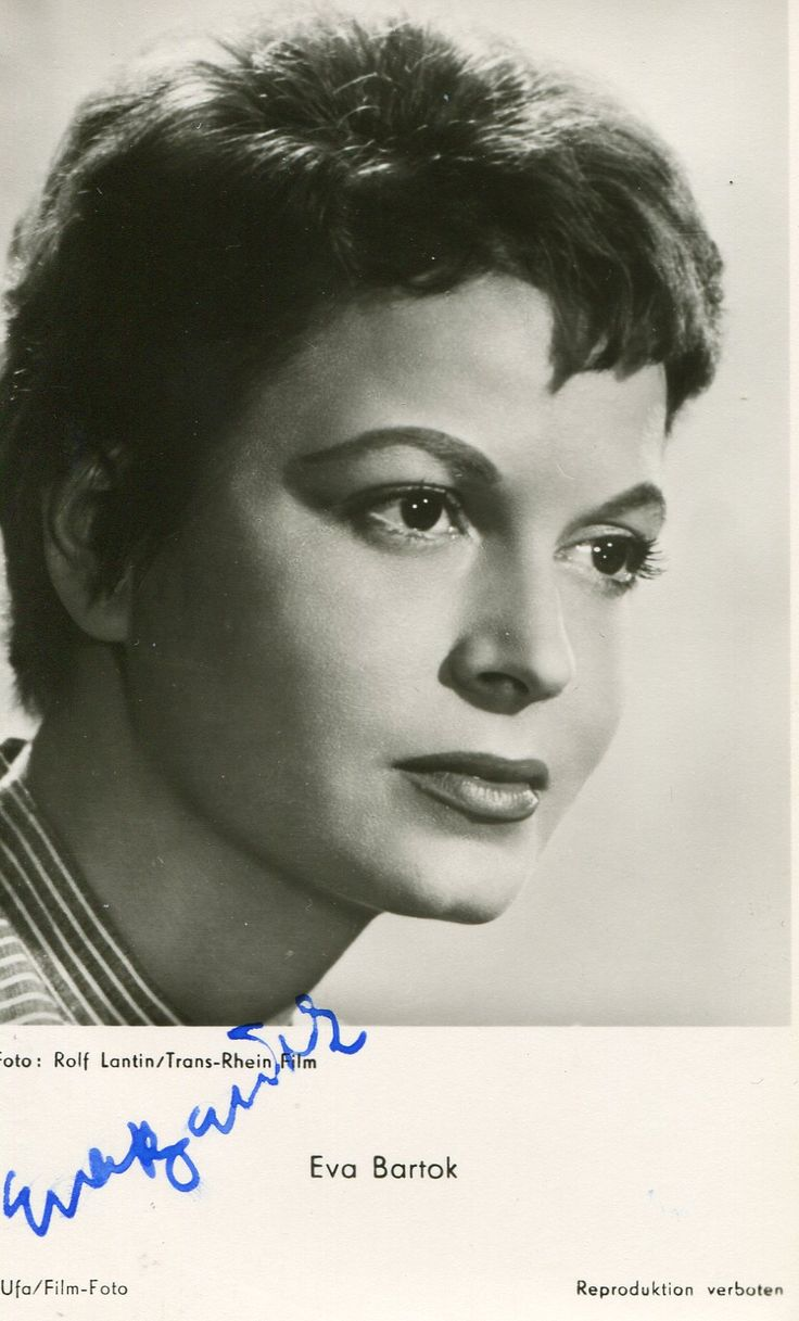 Eva Bartok (1927–1998)