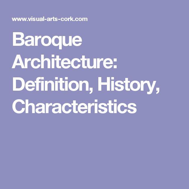 Baroque Architecture: Definition, History, Characteristics