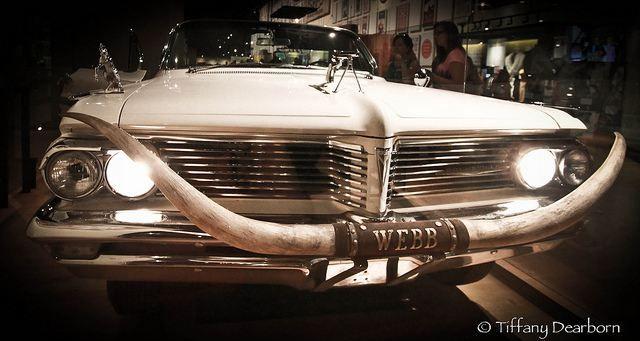 Webb Pierce S Car