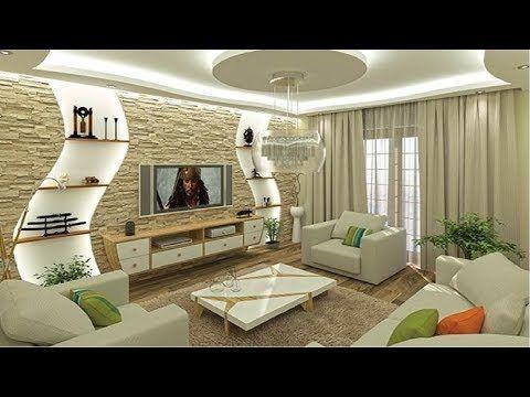 Best 100 Modern Living Room Design Pop False Ceiling For 400 x 300