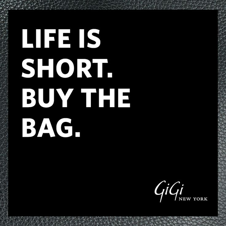 13 best Bag Quotes images on Pinterest | Fashion quotes, Bags and ...
