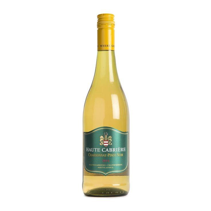 Haute Cabrière Chardonnay Pinot Noir 750ml