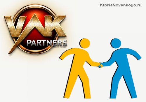 VLK Partners— гэмблинг-партнерка с отчислениями до 60% по Revenue Share