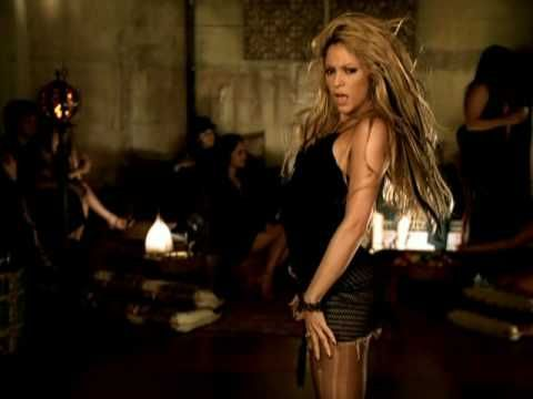 Music video by Shakira performing Objection (Tango). (C) 2002 Sony Music Entertainment (Holland) B.V.