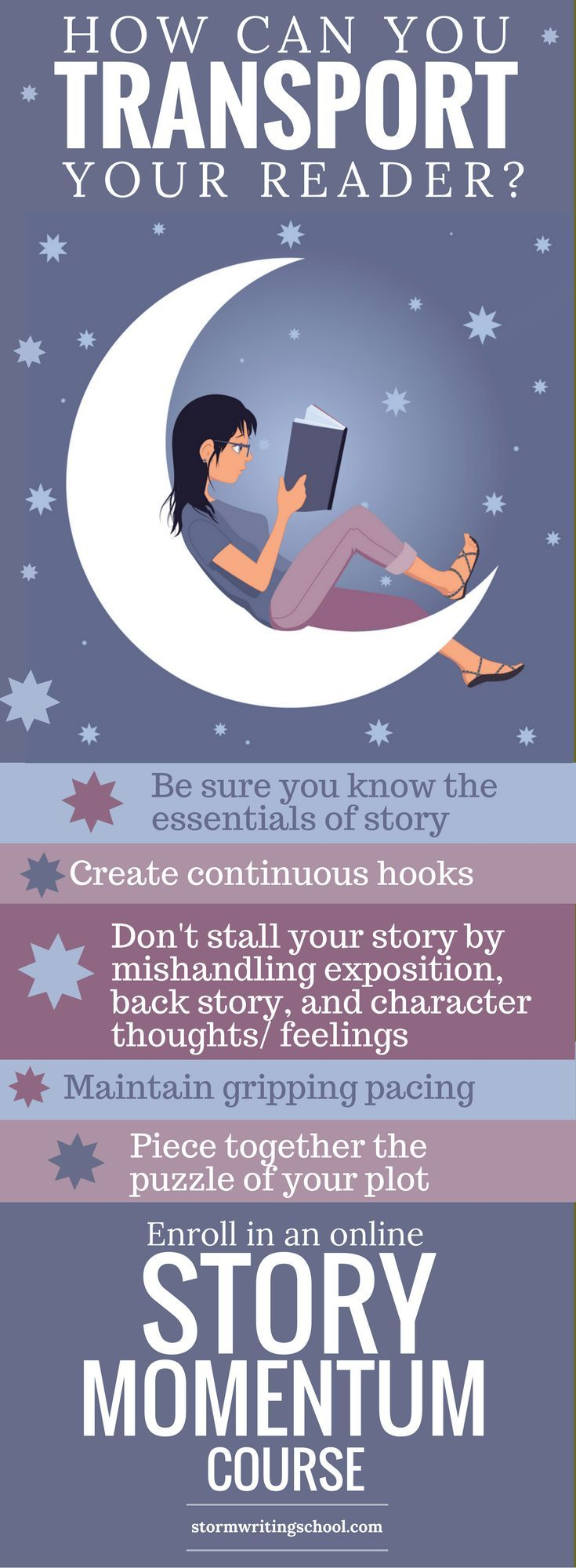 Superb online course on writing engaging stories. | Storm Writing School