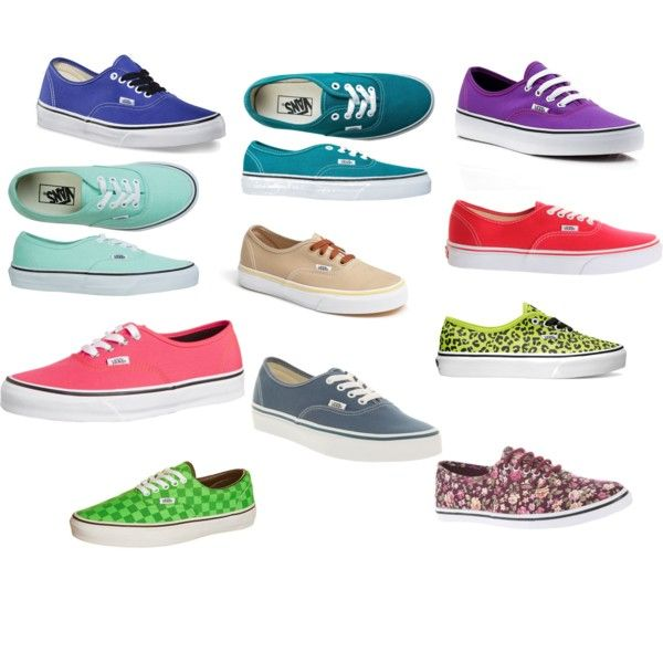 """""""Vans"""" by lea2587 on Polyvore"""