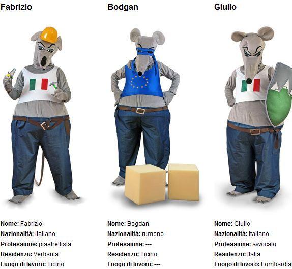 Fronte Nazionale per l'Italia: Frontalieri,e il referendum ? Già non se ne parla ...