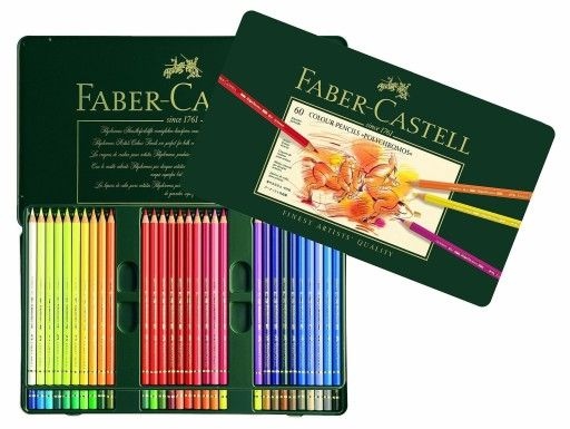 KREDKI Faber-Castell POLYCHROMOS 60 kol. 110060