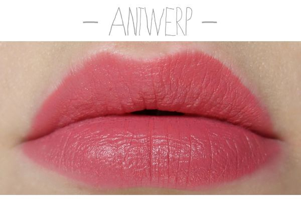nyx soft matte lip cream antwerp - Google Search