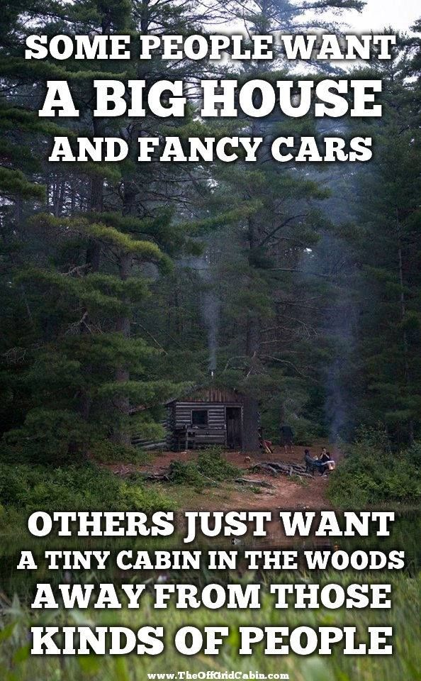 Are you a fan of living off grid? Would you like to learn exactly how to build your own solar powered off grid cabin? Join 130k+ others who have joined our weekly off grid newsletter and get the FREE step-by-step instructions to building a beautiful 20ft X 24ft off grid cabin and a whole lot more right here www.theoffgridcabin.com/subscribe