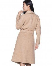 Manteau camel femme benetton