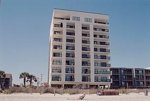Situated on the beautiful Atlantic Ocean, Crescent Towers I is a family dream vacation in North Myrtle Beach, South Carolina. Your whole family will feel right at a home in these condos because the beach is in the backyard of this North Myrtle Beach resort. All of the condos at this property boast an oceanfront view from the balcony.  800-525-0225 for rates/reservations.