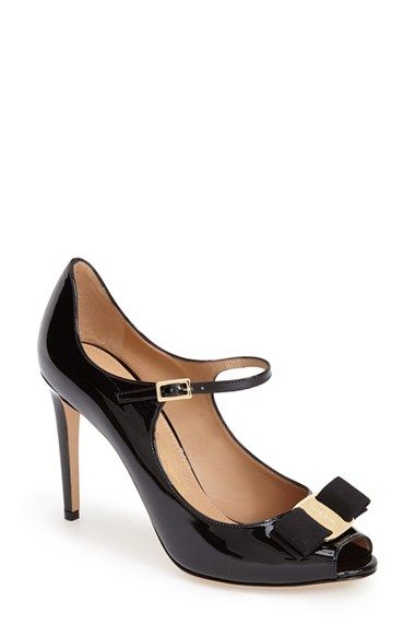 Salvatore Ferragamo 'Mood' Pump (Women) available at #Nordstrom