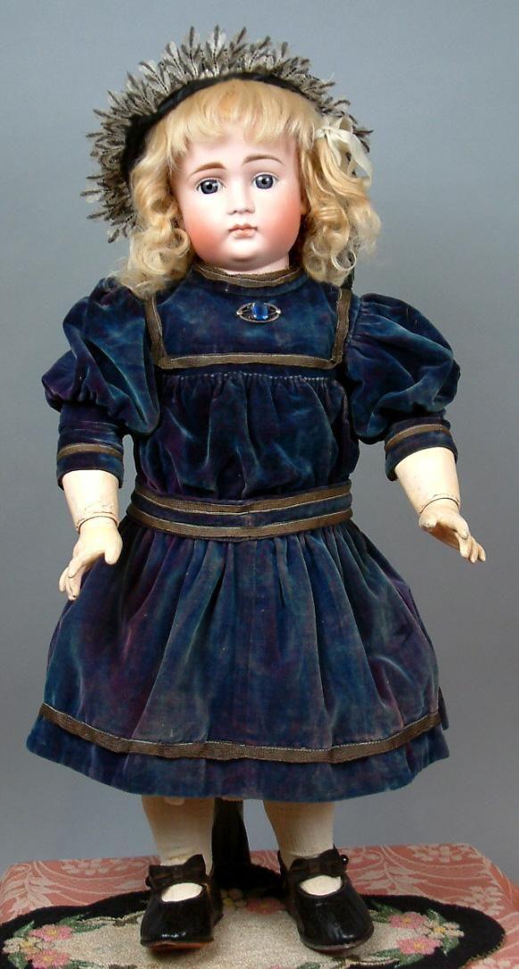 """Великолепная 23"""" Закрытым Ртом Пухлые Кестнер Античная Ребенка Куклу! от kathylibratysantiques на Руби Лейн"""