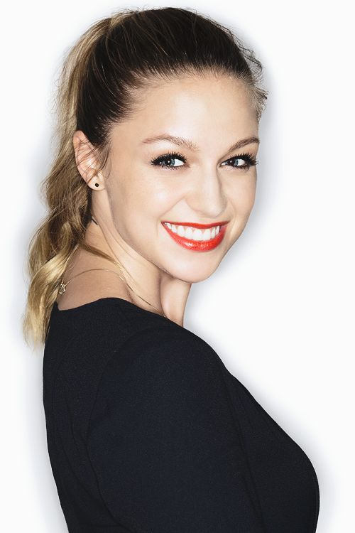 Melissa Benoist. Perfect choice for supergirl