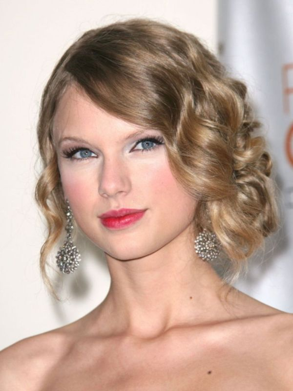 Best Party Hairstyless Images On Pinterest Happy New Year - Hairstyle for short hair for a party