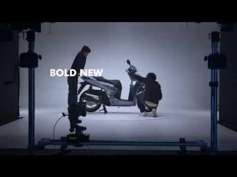 Honda SH300i  Modern Classic 2015