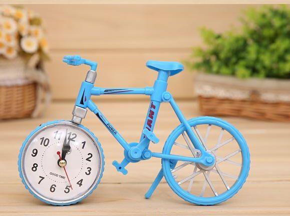 Bicycle alarm clock  настольные часы будильник часы настольные метеостанция датчик движения