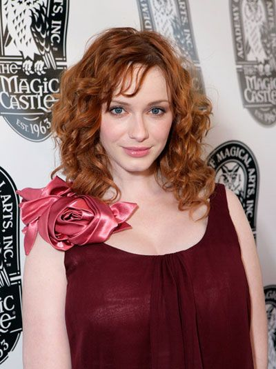 Look! Proof That Redheads Can Wear Rosy Shades