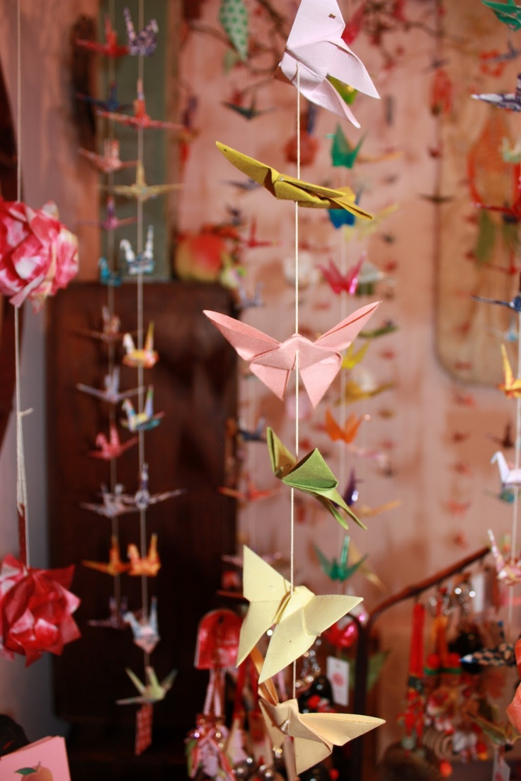 origami butterfly. I love origami. These are precious.