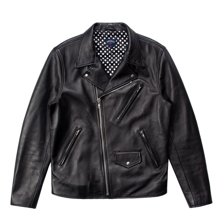 Noah NYC Boys Don't Cry Motorcycle Jacket