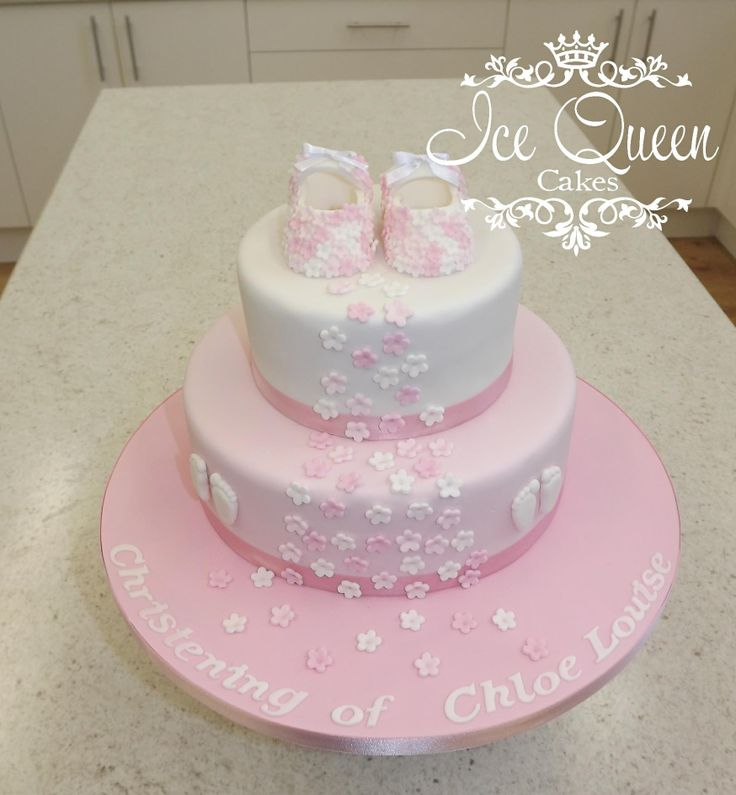 17 Best images about Ice Queen Cakes- Christenings & baby ...