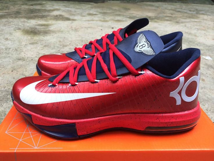 "KD 6 VI ""Red Speckle"" PE #wholesale #sale"