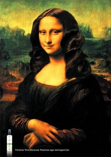 Pantene Lisa