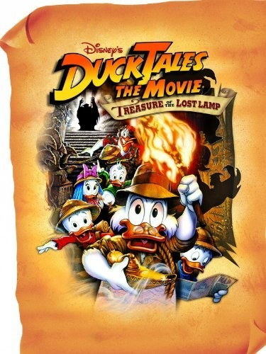 Ducktails the movie (1990) by Walt Disney   My favorite show and movie!