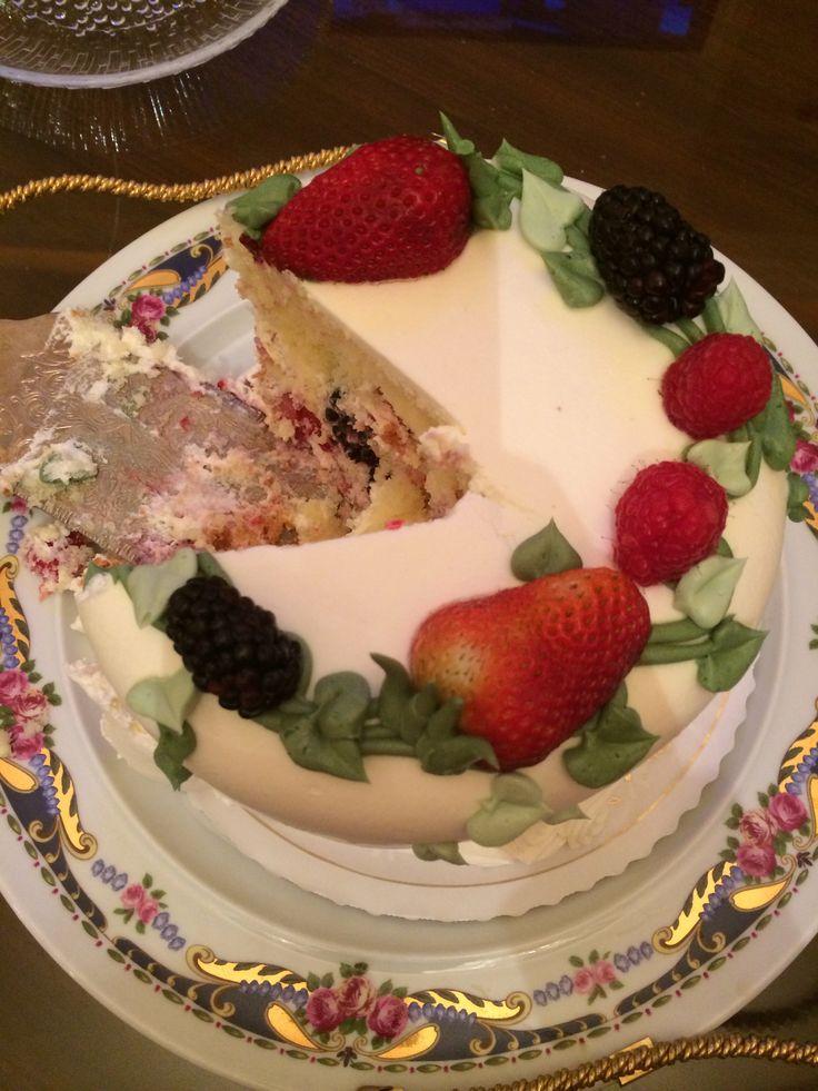 The Sweet Lady Jane Cake