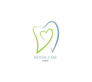 Dental Care Heart Hospital Inspiration Vector Logo Design Download | Vector Logos Free Download | List of Premium Logos Free Download | Health Logos Free Download - Eat Logos