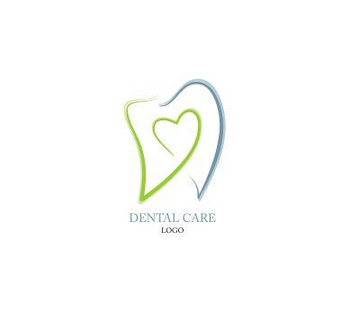 Dental Care Heart Hospital Inspiration Vector Logo Design Download | Vector Logos Free Download | List of Premium Logos Free Download | Health Logos Free Download - Eat Logos