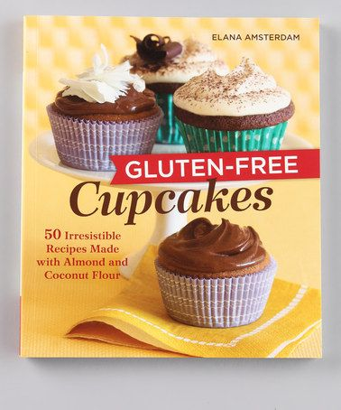 For my Gluten-free friends! Take a look at this Gluten-Free Cupcakes ...