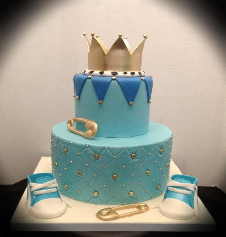 Blue Prince Cake