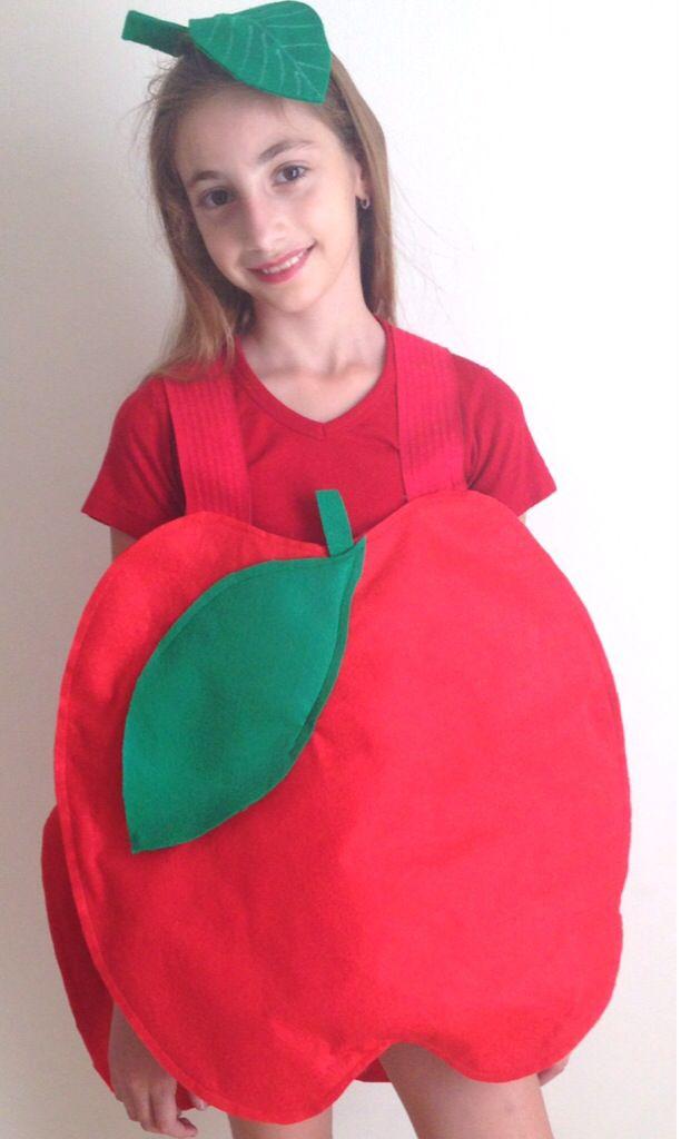 Best 25+ Apple costume ideas only on Pinterest | Fruit costumes ...