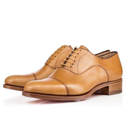 Chaussures homme - Trepeter Calf Mat - Christian Louboutin