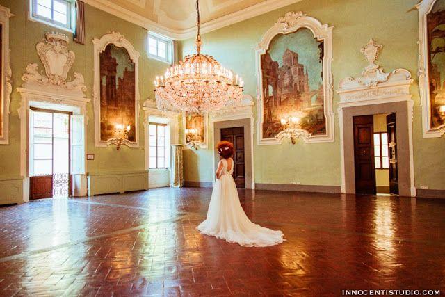 Wedding Dream @ Palazzo Ximènes Panciatichi, Florence - winter wedding
