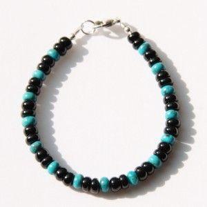 bracelet-homme-turquoise-tourmaline-noire