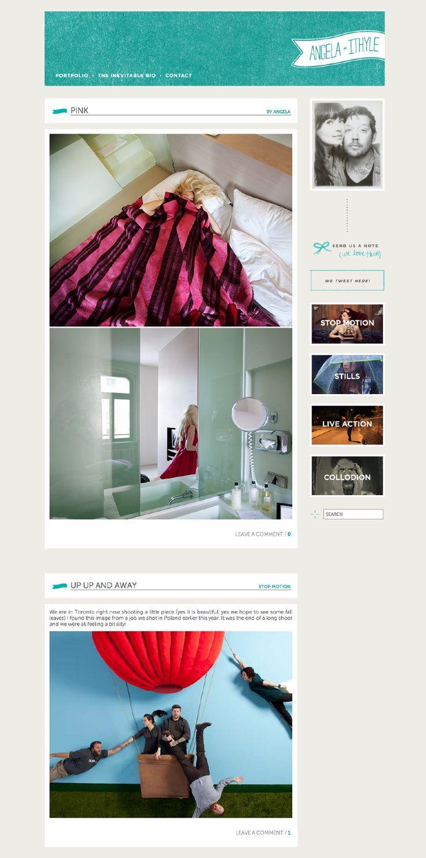 angela+ithyle blog design - BRI EMERY