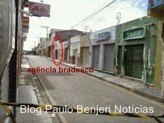 Blog Paulo Benjeri Notícias: Banco Bradesco de santa cruz é alvo de assaltantes...