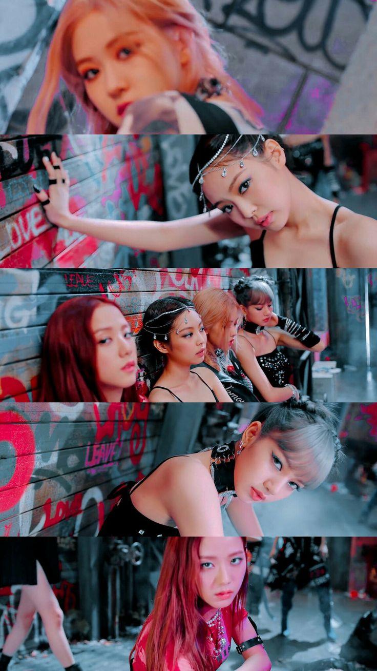#BlackPink MV #Kill_This_Love 2019 Comeback #Jennie #Lisa #Rose
