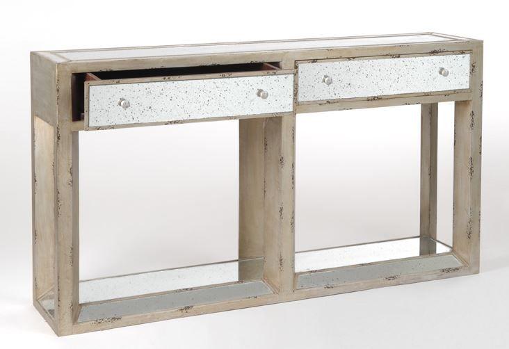 15 les meilleures images concernant meubles art d co sur for Console avec miroir
